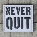 Never Quit Morale Patch