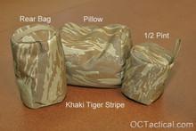 Khaki Tiger Stripe