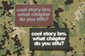 Cool Story Bro Patch (PVC)