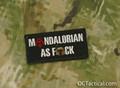 ORCA - Mandalorian as F*ck