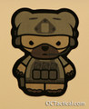 ORCA - Kuma Korps - Advanced War Bear Decal