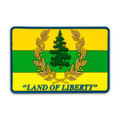 Pineland Flag PVC Patch