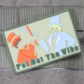 Put Out The Vibe Morale Patch