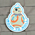 BB-8 Star Wars Morale Patch