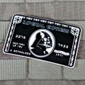 Imperial Express Vader Sticker