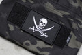 Calico Jack Embroidered Patch