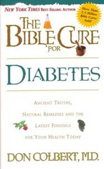 The Bible Cure for Diabetes - Revised