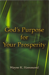 God's Purpose for Your Prosperity