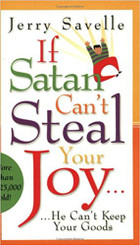 If Satan Can't Steal Your Joy....He Can't Keep Your Goods