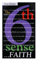 Faith: The Sixth Sense