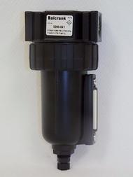 """Balcrank 3260-041 Filter Air 1/2"""" NPT (F)"""