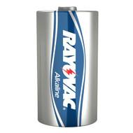 Rayovac Alkaline D Batteries, 2 Pack