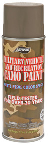 Aervoe Military Vehicle & Recreation Camouflage Paint