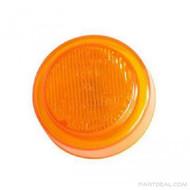 """Truck-Lite 10250Y 2.5"""" Round Marker Lamp"""