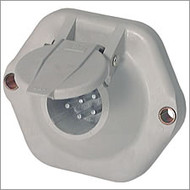 Truck Lite 7-Way Receptacles Surface Mount - 50867
