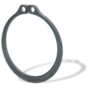 1 Inch Black Phosphate Carbon F13581