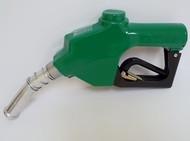 """OPW Diesel Nozzle 1"""" OP  7H-0100 Green"""