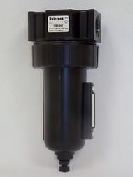 """Balcrank 3260-042 Air Line Filter 3/4"""" NPT (F)"""