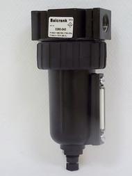 """Balcrank 3260-040 Air Line Filter 3/8"""" NPT (F)"""