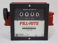 Fill-Rite 901L1.5 Mechanical Flow Meter, Liters
