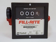 Fill-Rite FR901 Mechanical High Flow Meter, Gallons