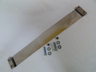 """33-1200 12"""" Exhaust Clamp, Stainless"""