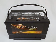 Deka 665MF, Group 65 Battery, 875 CCA