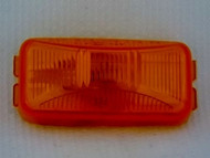 Truck-Lite 15200Y Marker/Clearance Lamp, Model 15, Yellow