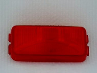 Truck-Lite 15200R Marker/Clearance Rectangular Sealed, Red