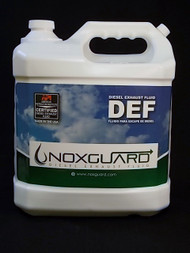 DEF - Diesel Exhaust Fluid 2.5 Gallon Bottles -  NOXGUARD