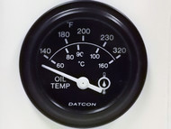 Datcon 111461 Oil Temperature Gauge