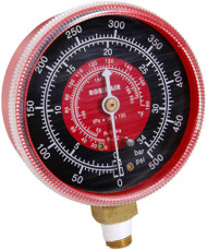 Robinair #11795 Manifold Gauge High Side - Red  (900-1803)