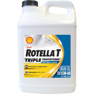 15W-40 Shell Rotella Motor Oil
