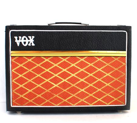 Miniature Guitar The Beatles Amp Vox Guitar AC-30 Amplifier Vintage Model