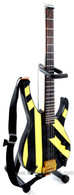 STRYPER Miniature Guitar Replica Collectible Headless Bass
