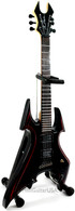 B.C. Rich WMD SOB Beast Miniature Guitar Replica Collectible