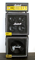 Full Stack Marshall Amp Vintage Miniature Display Replica