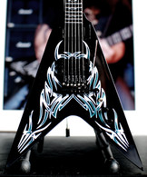 Kerry King Slayer Miniature Guitar