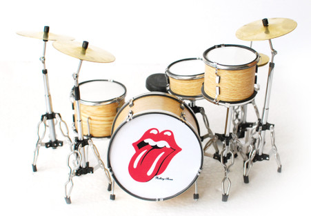 Charlie Watts Miniature Drums
