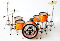 John Bonham Drums Led Zeppelin Miniature Drums