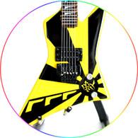 Oz Fox STRYPER Eclipse 777 Guitar Miniature Collectible