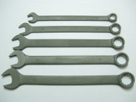 Titanium Open/Box Wrench 5 Piece Set