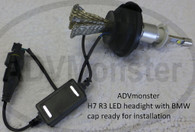 H7 R3 LED Headlight for BMW