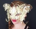 Bellini Gatti Gold Butterfly Venetian Masquerade Mask SKU: 001ZG