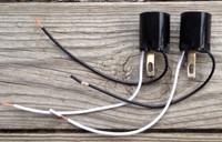 LAMP HOLDER SOCKETS PAM LACKNER CLOCKS