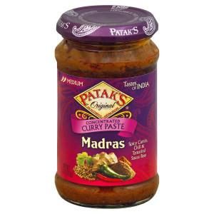 Patak's Madras Curry Paste
