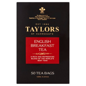Taylors of Harrogate English Breakfast Bag