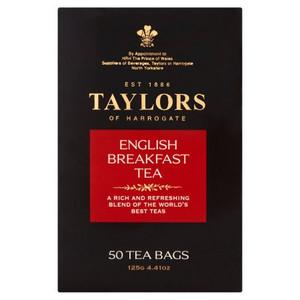Taylors of Harrogate English Breakfast Bag