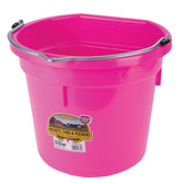 20 Quart Flat Back Bucket