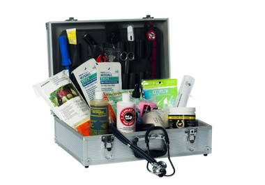 First Aid Kit for the Stable
